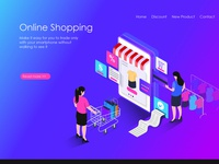 Shopping online and smart shopping 01