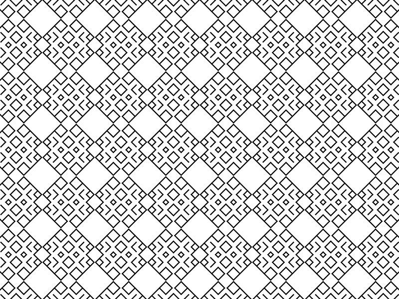 Pattern  fashion white black symbols geometric graphics pattern patterndesign