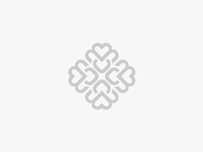 Baleares Bohemes fashion bohemian monogram identity branding symbol icon mark logo