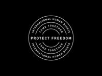 Protect Freedom Badge