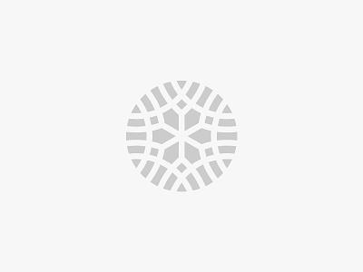 Orpheus Management graphic stamp circle emblem branding identity monogram design icon mark logo