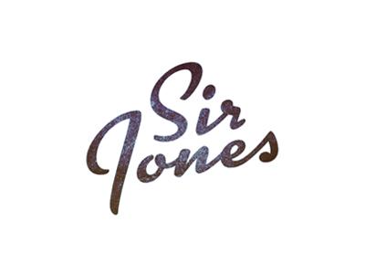 Sir jones nieuw