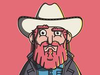 Grumpy Cowboy