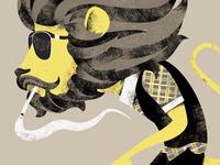 Lion Artcrank