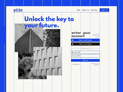 Sign In UI figma design ui webdesign web dailyui