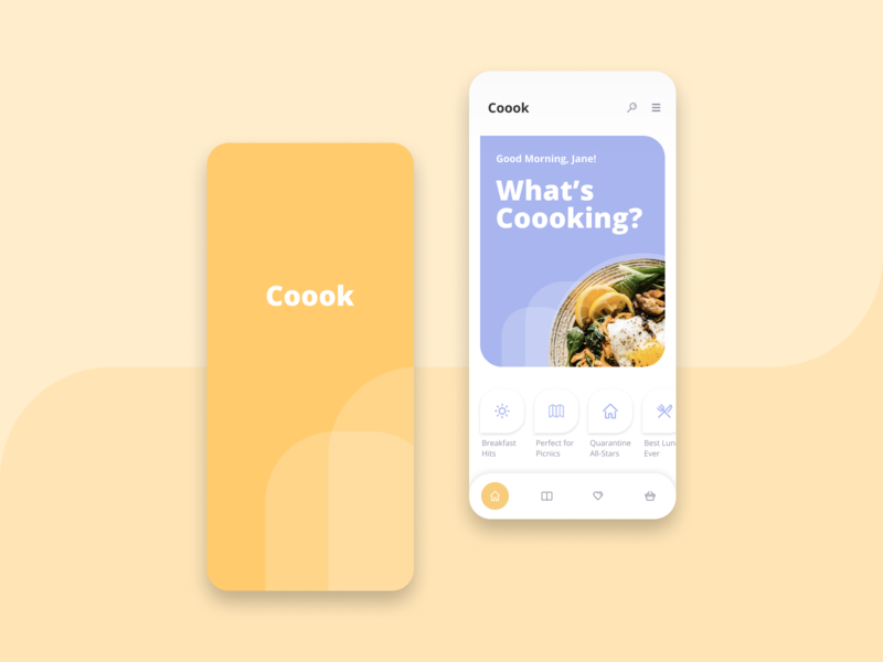 Coook foodie food cooking recipe app recipes mobile uxdesign ux ui  ux uiux ui design ui color colourful inspiration cook mobile app ux design recipe kitchen