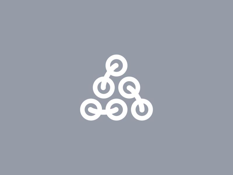 Caravan Collective identity symbol mark logomark logo mark vector illustrator flat minimal inspiration graphic design design inspiration design concept clean brand branding logo design