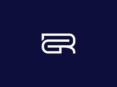 GR logo exploration
