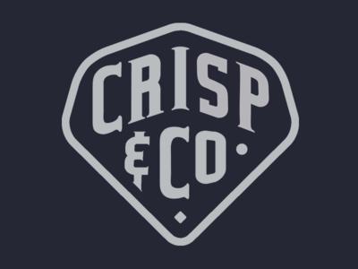 Crisp And Company Identity
