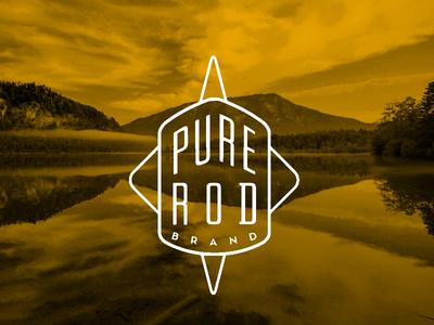 Pure Rod Logo