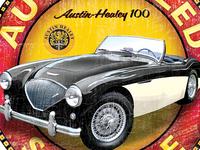 Austin Healey 100