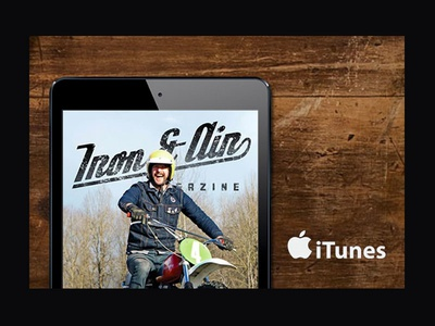 Iron And Air Mag On Itunes