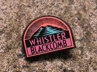 Whistler Pin