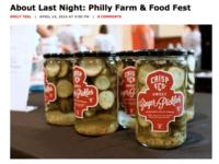 Crisp And Company Pickles