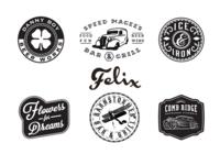 David Cran Logos 209