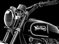 Norton Commando 750 34