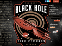 Blackhole Beer Co