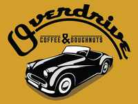 Overdrive Coffee And Dougnuts 1