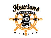 Hewsons Marine Hardware