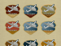 Flight center colors