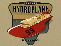 Vintage Hydroplane Federation