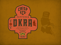 Crisp And Co OKRA