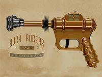 Ray Gun  Buck Rogers 1934 Disintegrator