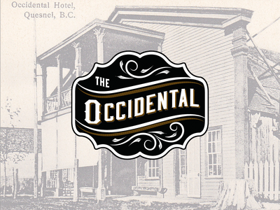 The Occidental Quesnel retro vintage club bar venue hotel music