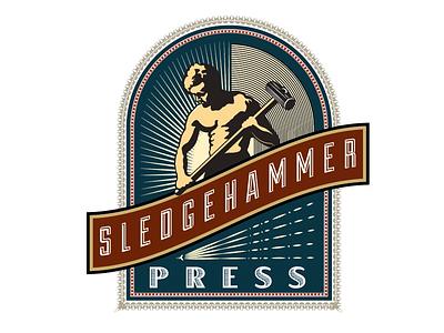 Sledgehammer Press printing press sledgehammer