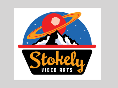 Stokely Video Arts  lens video stars saturn mountain