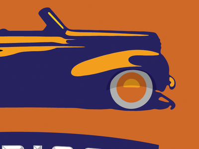 American Built Detail convertible usa detroit cars vintage