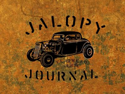 Jalopy Journal smoke stacks retro cars detroit line clothing vintage cars