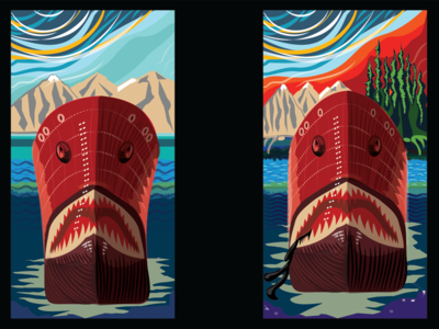 Death Tanker 3 and 4 poster environment keystone nodapl protest pipeline oil tanker