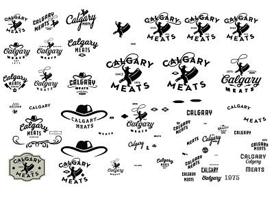 Calgary Meats Work Sheet 2 lasoo cleever butcher meat cowboy