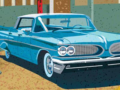 Pontiac fantasy garage