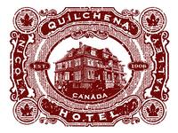 Quilchena Hotel Stamp