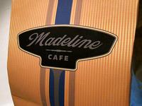 Madeline Cafe Coffee Bag