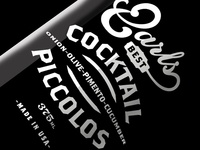 Earls Best Cocktail Piccolos