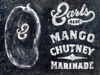 Earls Best Mango Chuntney
