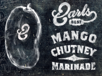 Earls Best Mango Chuntney