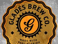 Glades Brew Company Label