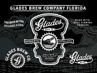 Glades beer blacklg