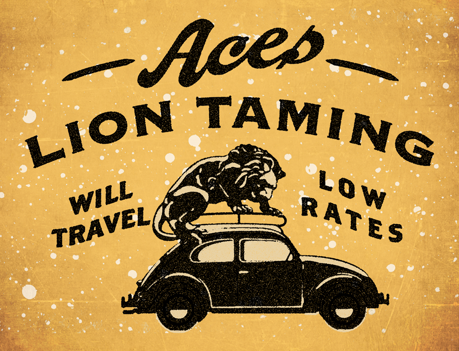 Aces lion taming lg