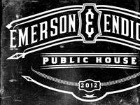 Emerson And Endicott 2