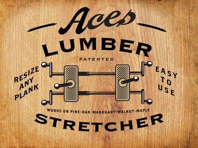 Aces Lumber Stretcher 1