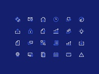 Coassemble Icon Set