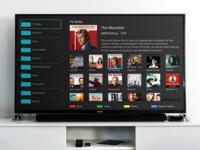 DailyUI #025 - TV App