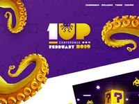 1UP conference - Teaser