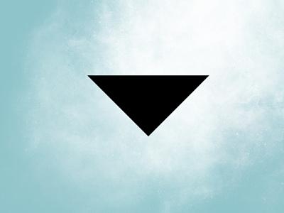 Dropdown minimalistic illustration