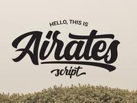 Airates Script Font